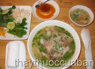 Món ăn cho bệnh viêm gan b