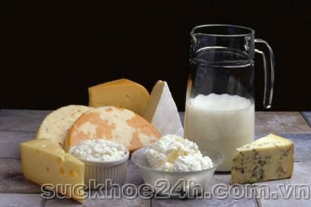 Đàn ông ăn nhiều bơ sữa làm giảm chất lượng tinh trùng