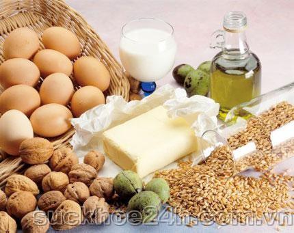 Dị ứng thực phẩm gây béo phì