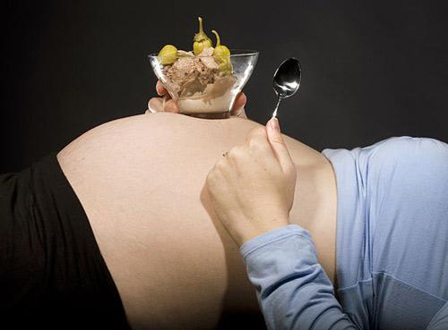 Mang thai mắc tiểu đường