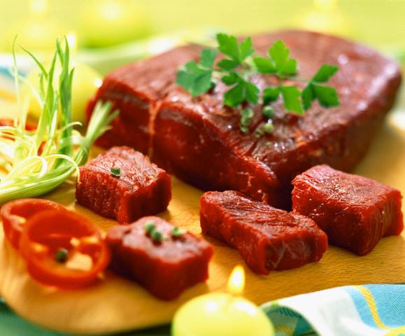 Thịt bò chữa bệnh