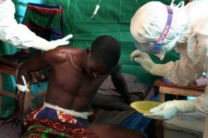 Virut ebola