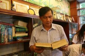 Lương y Nguyễn Hữu Toàn điều trị vô sinh