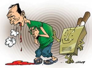 Bài thuốc đông y điều trị bệnh lao phổi