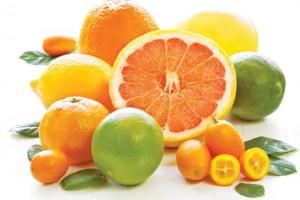 Trái cây họ cam quýt tốt cho sức khỏe