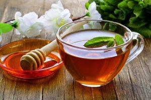 Trà mật ong món ăn tương sinh chữa bệnh