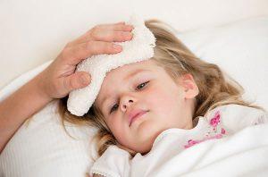 Hạ sốt không dùng thuốc