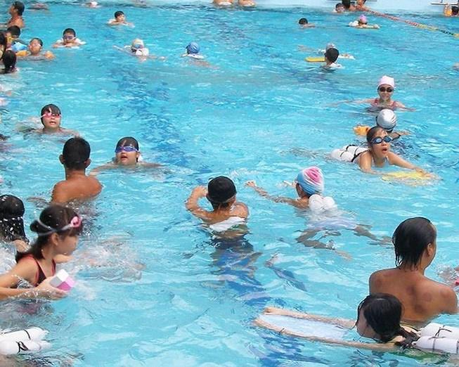Lưu ý khi đi bơi