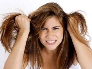 Bí quyết phục hồi tóc khô