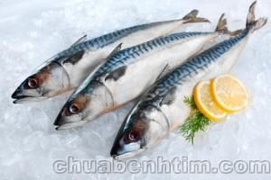 Giảm nguy cơ đột quỵ nhờ ăn nhiều cá