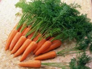 Cà rốt giúp phòng bệnh tim mạch