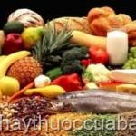 Chế độ ăn đảm bảo dinh dưỡng cho bệnh viêm gan