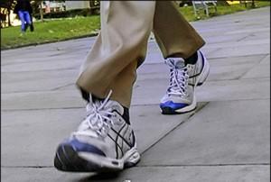 Đi bộ nhanh giảm ung thư tiền liệt tuyến
