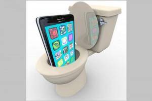 Điện thoại thông minh chứa nhiều vi khuẩn gây bệnh