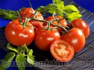 Ăn cà chua giảm nguy cơ đột quỵ