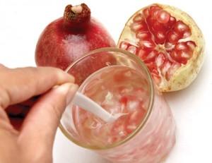 Nước ép quả lựu tốt cho sức khỏe