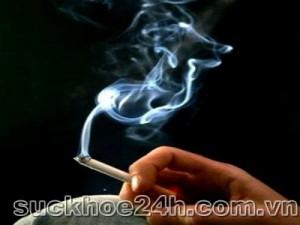 Vô sinh nên tránh xa thuốc lá